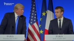 Macron Says Direct Relationship With Russia Is 'Very Important'