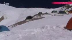 Everesti fəth etməyə hazırlaşan azərbaycanlı alpinist
