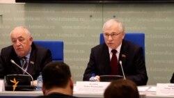"""Разил Вәлиев: """"Кырымдагы хәлләргә битараф кала алмый идек"""""""