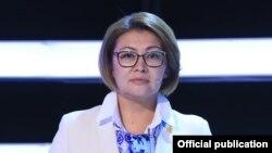 Алтынай Омурбекова.