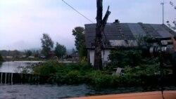 Комсомольск-на-Амуре. Наводнение