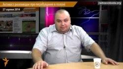 Вирок мені – довічне копання окопів для «ДНР», – полонений донеччанин