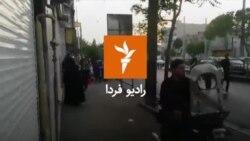 دسته و مراسم عزاداری بدون رعایت فاصله اجتماعی و هشدارهای بهداشتی، تهران، ۲۸ خرداد ۱۳۹۹
