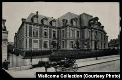 Institutul Pasteur, Paris