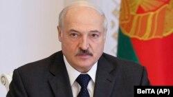 Александр Лукашенко, президент Беларуси. Минск, 13 августа 2020 года.