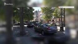Керч: у центрі міста зводять будинок для російської ФСБ (відео)