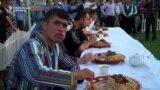 Tajiks Go Gut-To-Gut In Pilaf Challenge