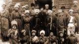 Бойцы одного из полков Объединенной партизанской армии Тамбовской губернии