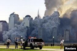 Нью-Йорк, 11 сентябрь 2001