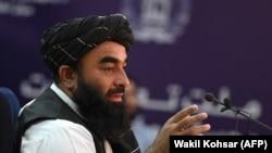 Забихулла Муджахид назначен министром информации в правительстве талибов в Афганистане
