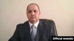 Рустам Акрамзода, раиси пешини ноҳияи Рӯдакӣ