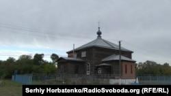 Храм 19-го века в селе Верхний Митченок
