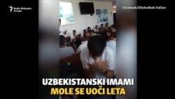 Uzbekistanski imami propovijedaju protiv ekstremizma i preljube prije ljeta