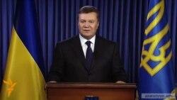 Յանուկովիչ. «Ես չեմ կարող միլիոնավոր ուկրաինացիների թողնել առանց մի կտոր հացի»