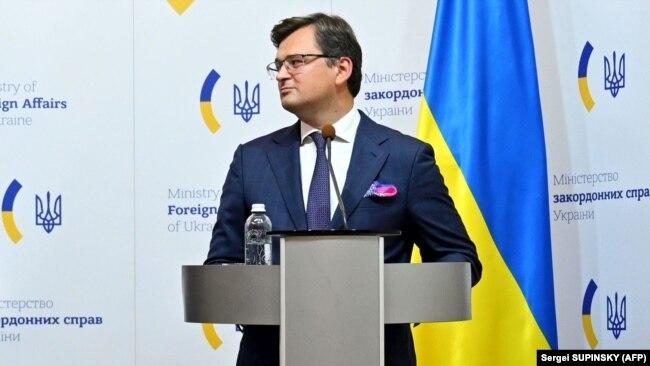 Дмитрий Кулеба, министр иностранных дел Украины