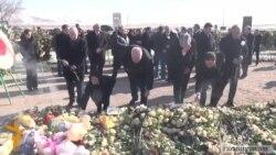 Депутаты Госдумы России прибыли в Гюмри, чтобы почтить память убитой семьи