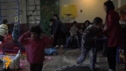 У Бішкеку зустрілися батьки дітей-аутистів