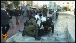 У Греції – сутички між поліцією і демонстрантами