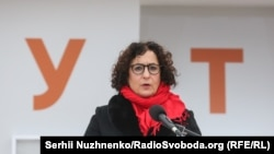 Посол Великобритании в Украине Мелинда Симмонс