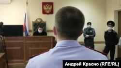 Суд по мере пресечения Андрею Пивоварову