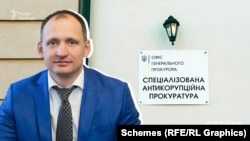 Заступник керівника Офісу президента Олег Татаров має зв'язки з членами комісії, яка обирає голову САП