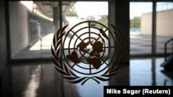 Лого ООН. Иллюстративное фото.