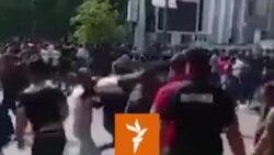 از نگاه شما - تیر خوردن یک معترض در تظاهرات بوشهر