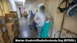 За весь час пандемії в Україні захворіли 1030374 людини