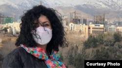 Nargis Mohammadi — Eýranda gadagan edilen Ynsan hukuklaryny goramak merkeziniň metbugat-sekretary.
