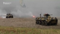 Russia Holds Military Drills On Baltic Coast