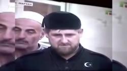 Замруководителя МВД по Чечне Алаудинов благодарностью довел до слез Кадырова
