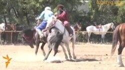 Алматыдағы көкпар чемпионаты