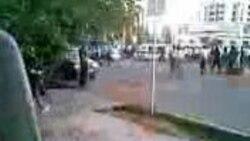 تظاهرات در شیراز