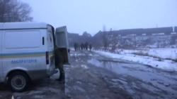 Şərqi Ukraynada separatçıların atdığı raket mərmisi körpünü partladıb