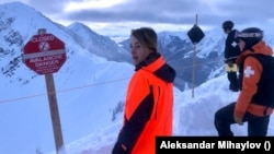 Росица Михайлова казва, че в курортите в Канада има поставени предупредителни знаци за лавинна опасност и опасен терен