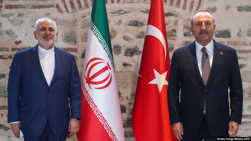 ظریف برای شرکت در مجمع دیپلماسی آنتالیا به ترکیه رفت