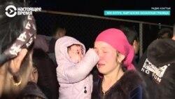 Сотни жителей Казахстана бежали после погромов в Кордайском районе