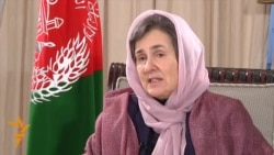 Afghan First Lady Says Women Used To Be Treated With Respect