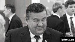 Ўктам Барноев ўтган йили коронавирусдан вафот этган эди.