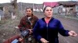 Azerbaijan - Armenians getting ready to leave Lachin district after Azerbaijan retook it