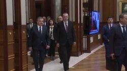 Турцию впервые за последние 18 лет с государственным визитом посетил глава Узбекистана