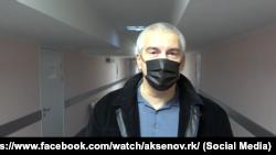 Сергій Аксьонов – голова Криму, підкнотрольний Росії, 23 січня 2021
