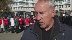 Геннадий Амзараков – лидер профсоюза шахтеров Абазинского рудника