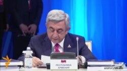 Եվրասիականին ՀՀ-ի անդամակցության հարցը կլուծվի «պետության շահերի շրջանակներում»