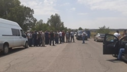 Հողագործները դարձյալ փակել էին Գյումրի - Երևան մայրուղին
