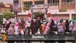 Egjipti voton për president