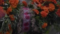 У Бабиному Яру вшанували пам'ять члена ОУН Олени Теліги (відео)