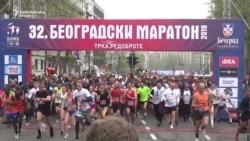 Trideset drugi Beogradski maraton