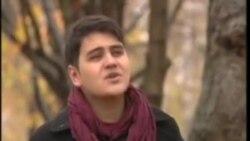 Рамил Закиров телевидениедә шигырь сөйли