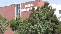 Qafqaz Universitetində bağlanma həyəcanı